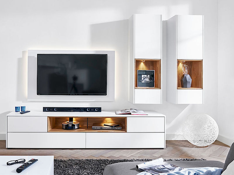 menjadors sales d 39 estar i mobles de tv clic mobles. Black Bedroom Furniture Sets. Home Design Ideas